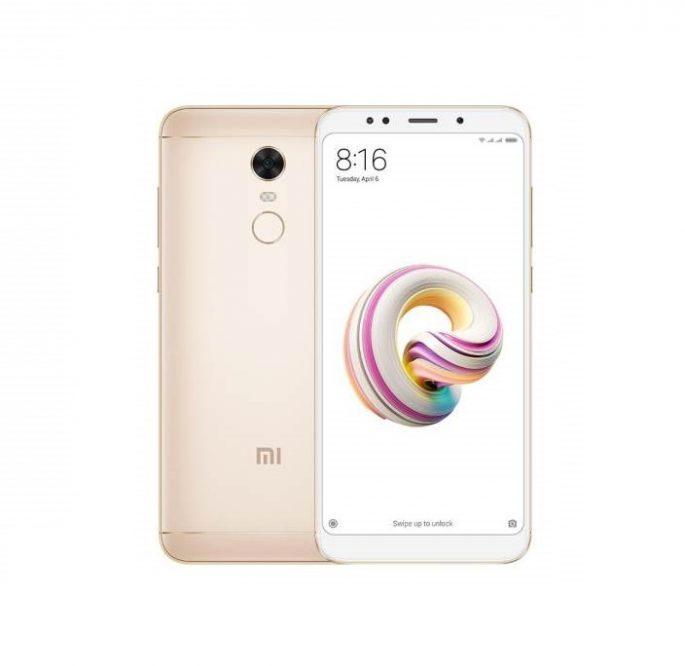 Xiaomi Redmi 5 Plus Smartphone 5 99